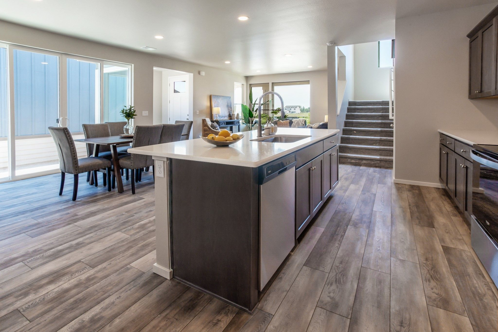 Kitchen featured in the Edison By Hartford Homes in Fort Collins-Loveland, CO