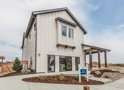 The Twain - Hartford Homes at Northridge Trails Single Family: Greeley, Colorado - Hartford Homes