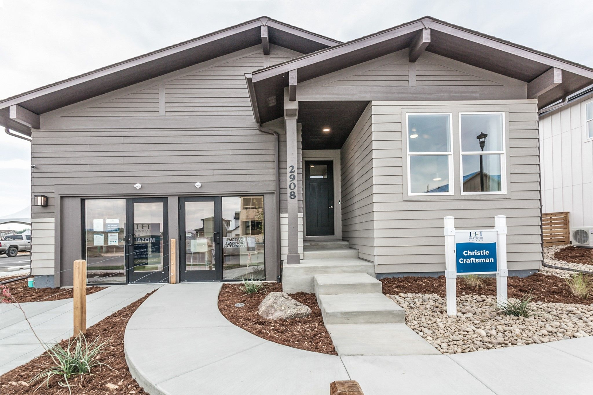 Exterior featured in the Christie By Hartford Homes in Fort Collins-Loveland, CO
