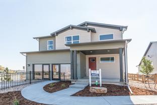 The Rowling - Hartford Homes at Northridge Trails Single Family: Greeley, Colorado - Hartford Homes