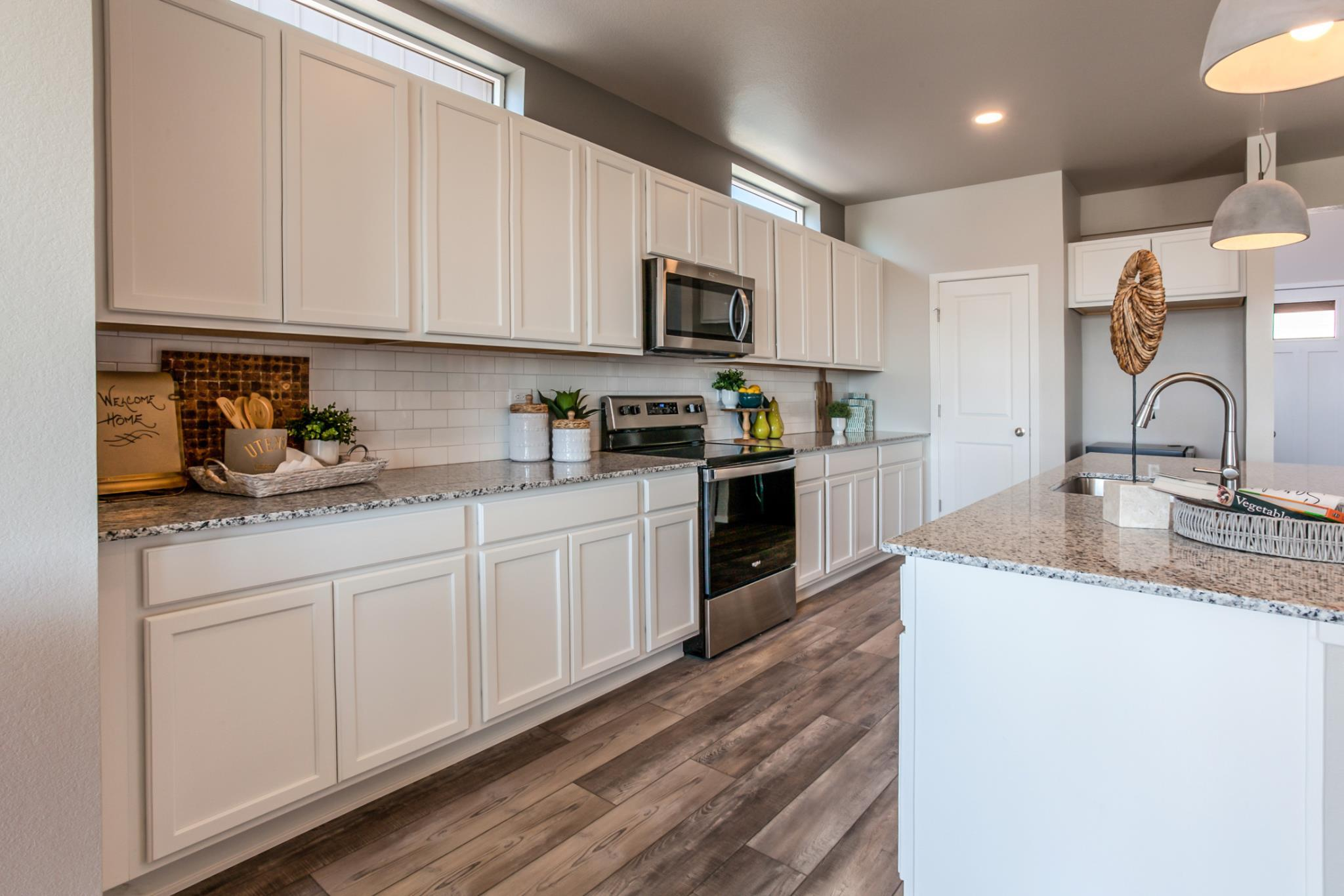 Kitchen featured in the Rowling By Hartford Homes in Fort Collins-Loveland, CO
