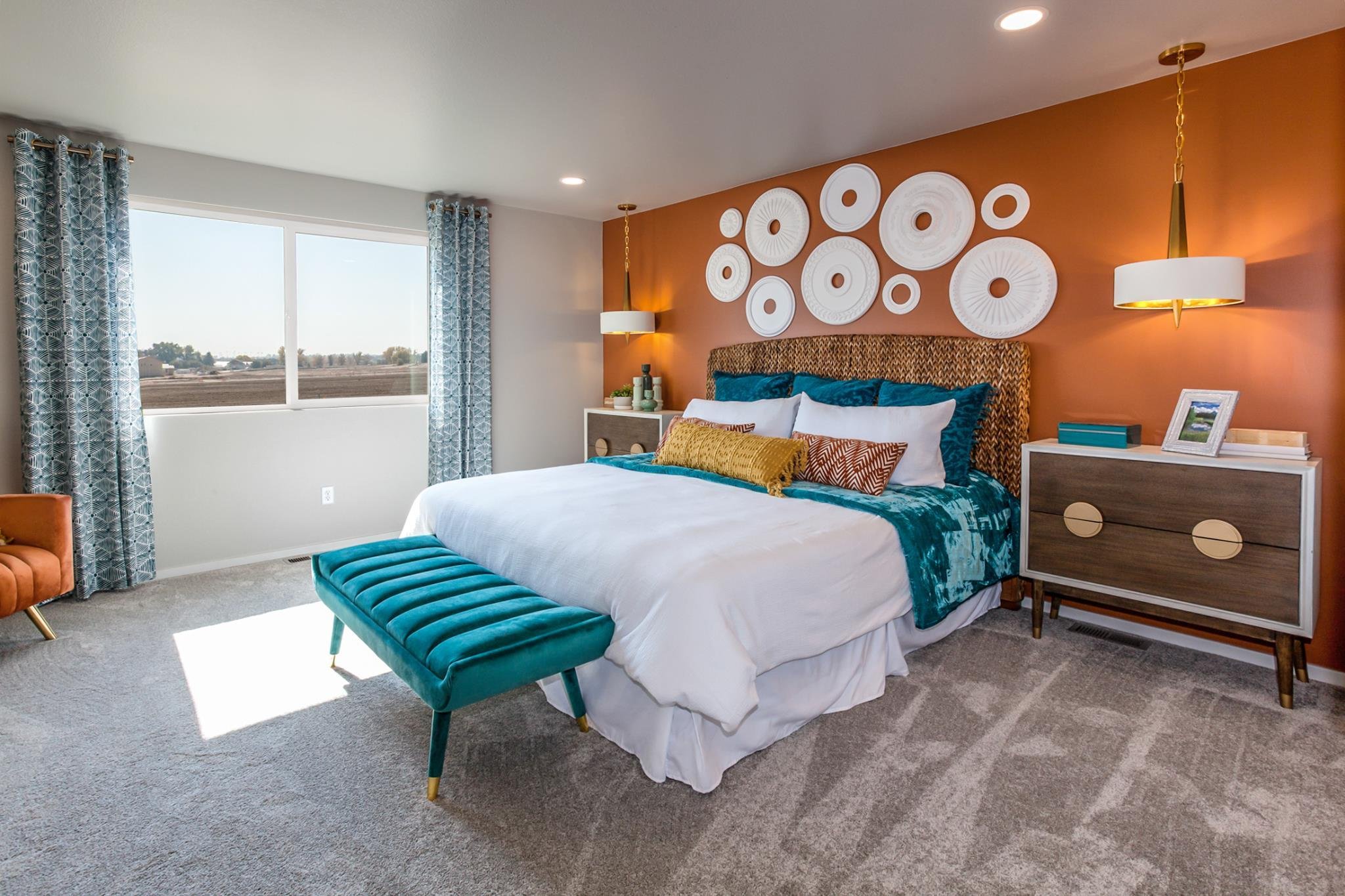 Bedroom featured in The Rowling By Hartford Homes in Greeley, CO