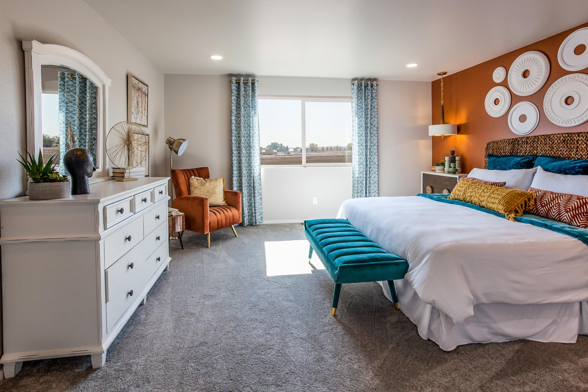 Bedroom featured in the Rowling By Hartford Homes in Fort Collins-Loveland, CO