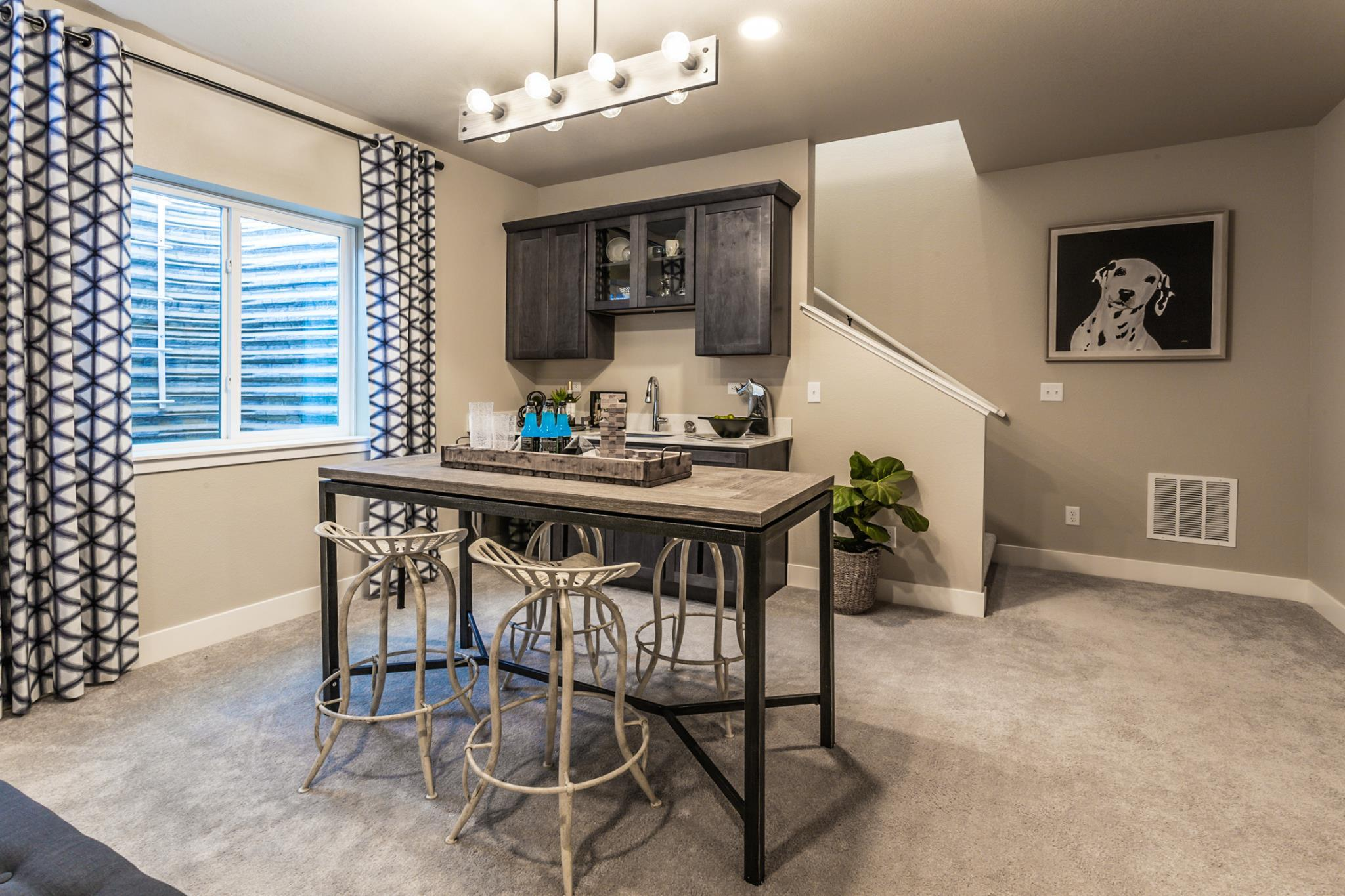Living Area featured in The Christie By Hartford Homes in Greeley, CO