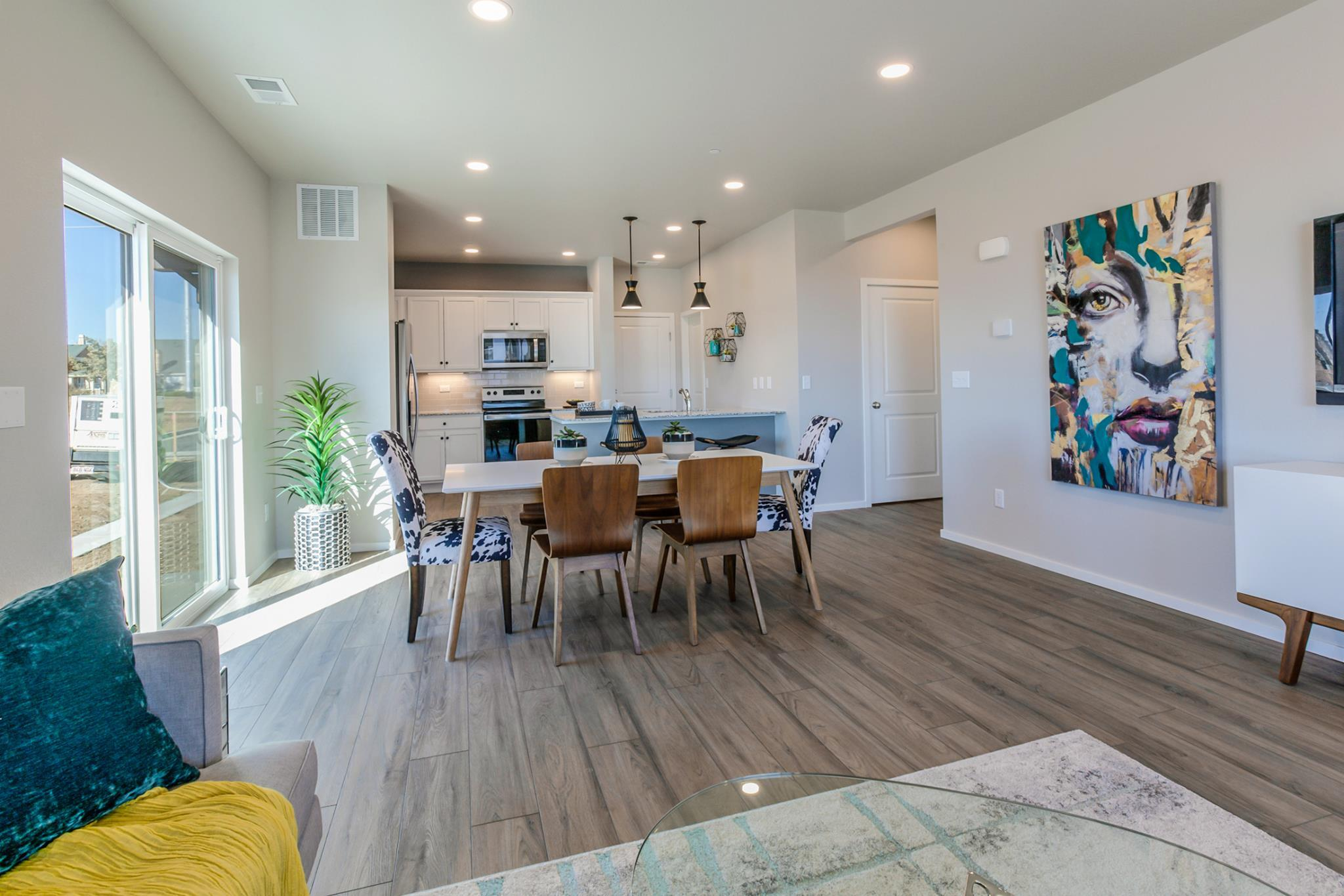 Living Area featured in The Durango By Hartford Homes in Greeley, CO