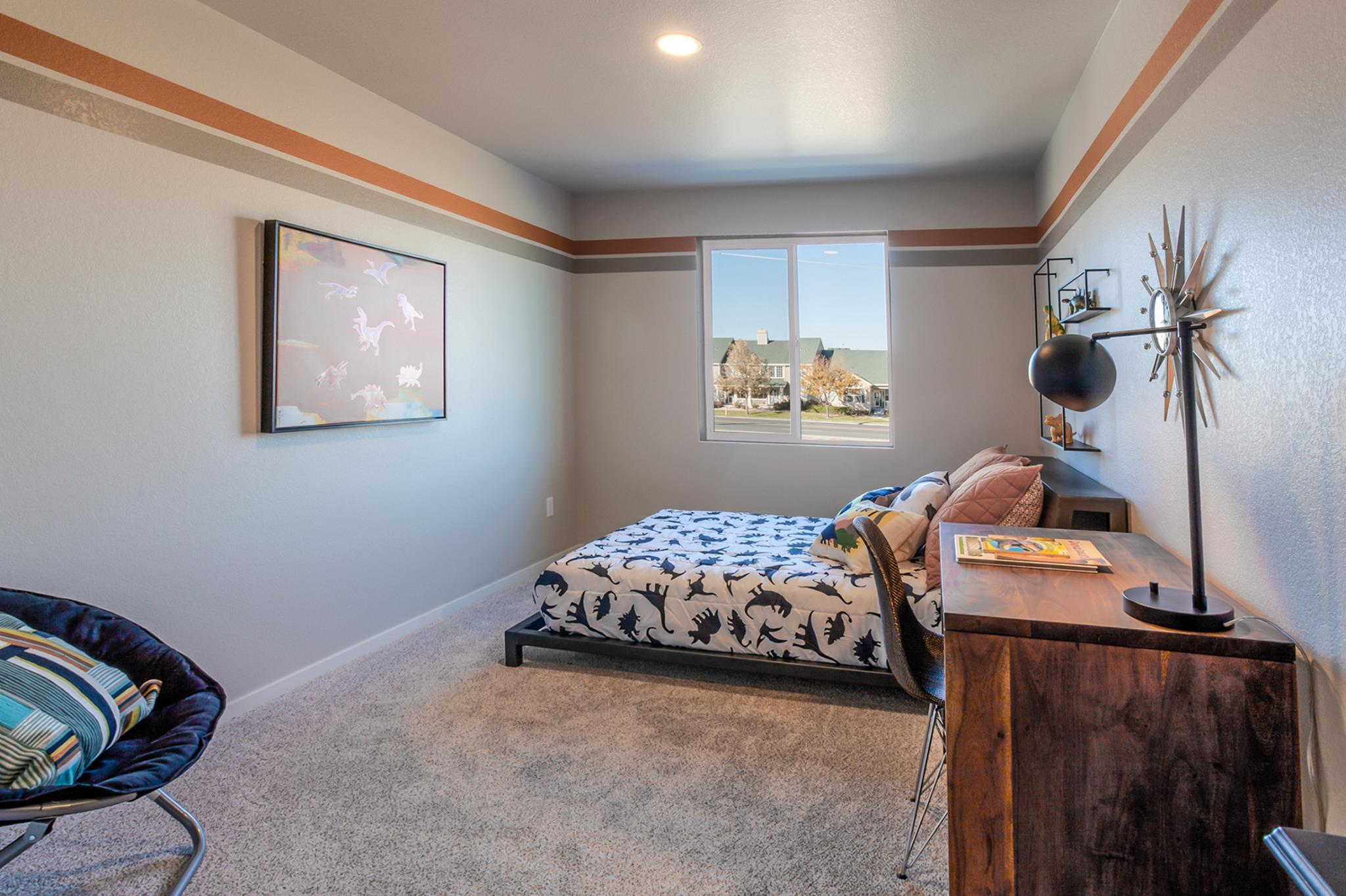 Bedroom featured in The Durango By Hartford Homes in Greeley, CO