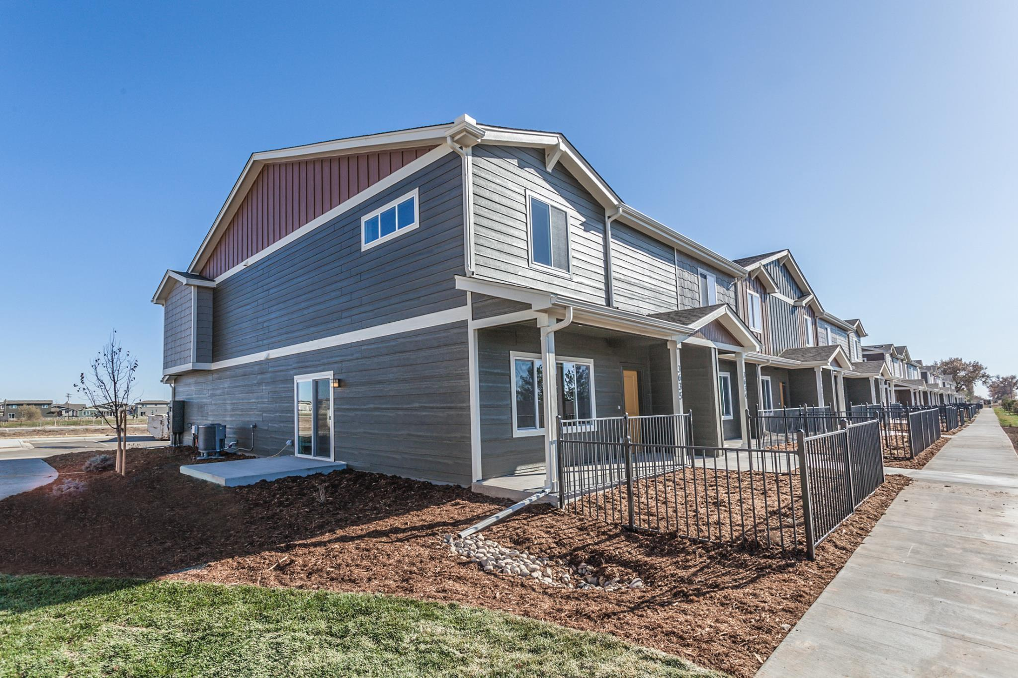 Exterior featured in the Durango By Hartford Homes in Fort Collins-Loveland, CO