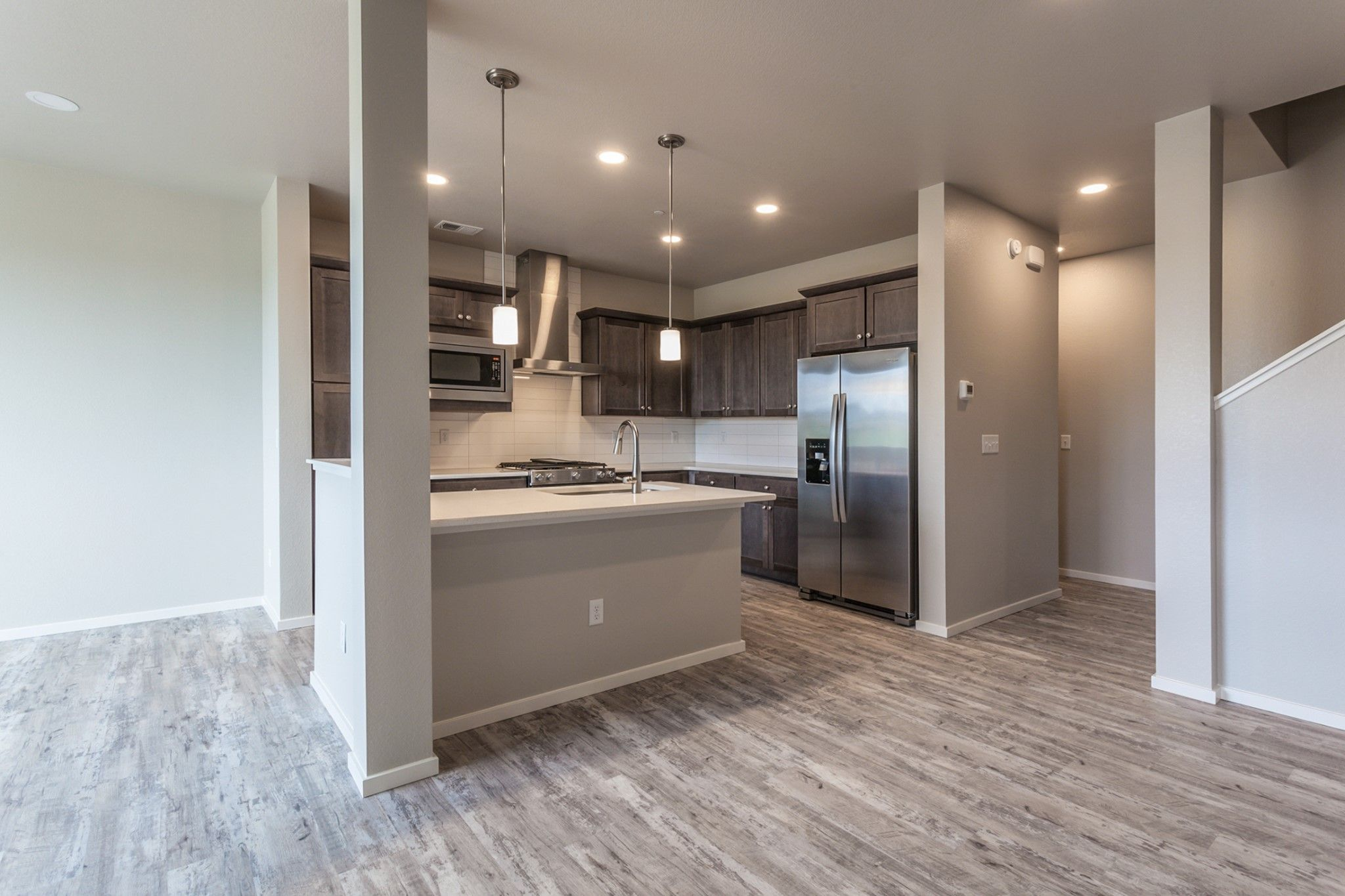 Kitchen featured in the Howes By Hartford Homes in Fort Collins-Loveland, CO