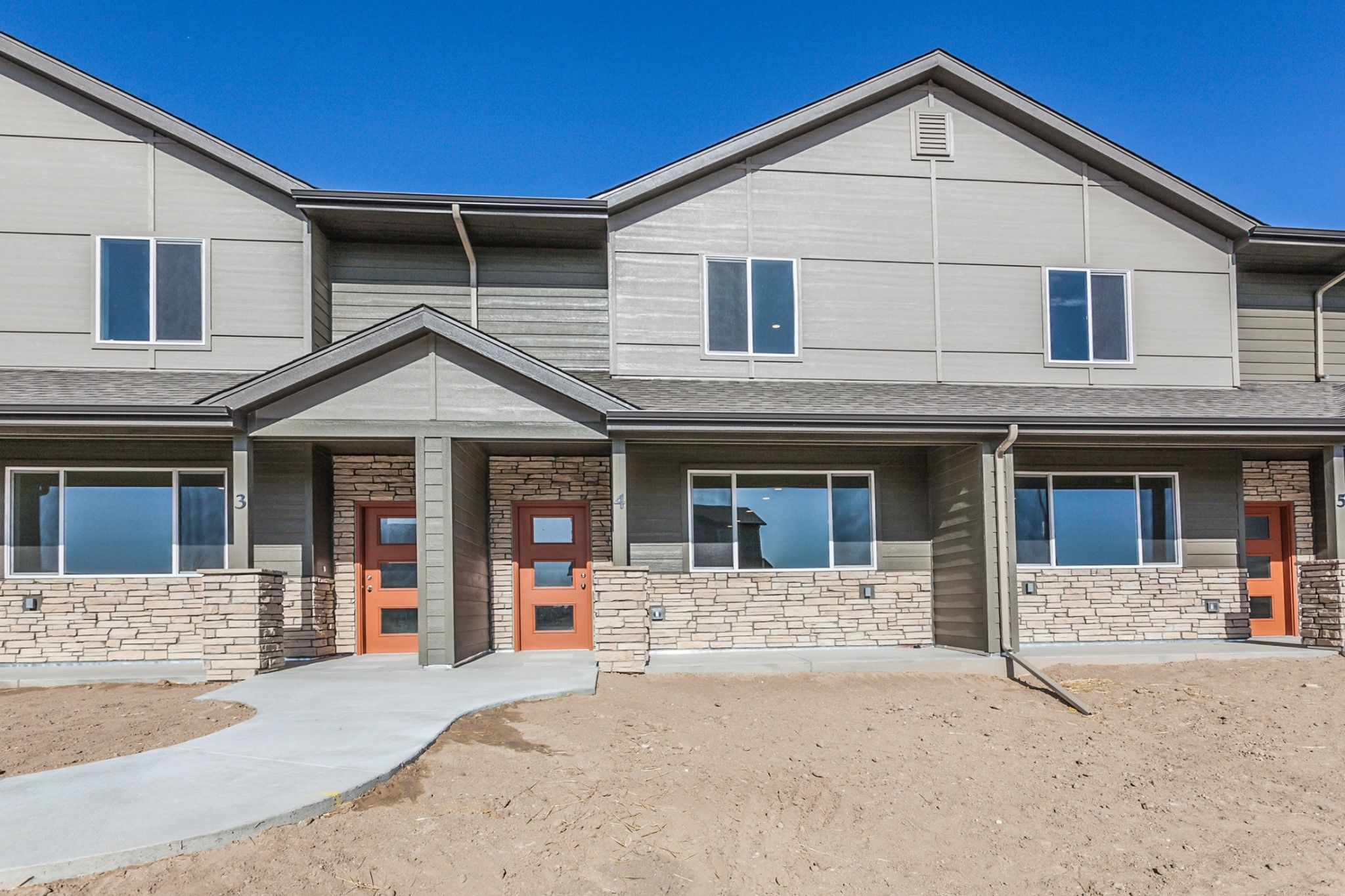 Exterior featured in The Ouray at Mosaic By Hartford Homes in Fort Collins-Loveland, CO