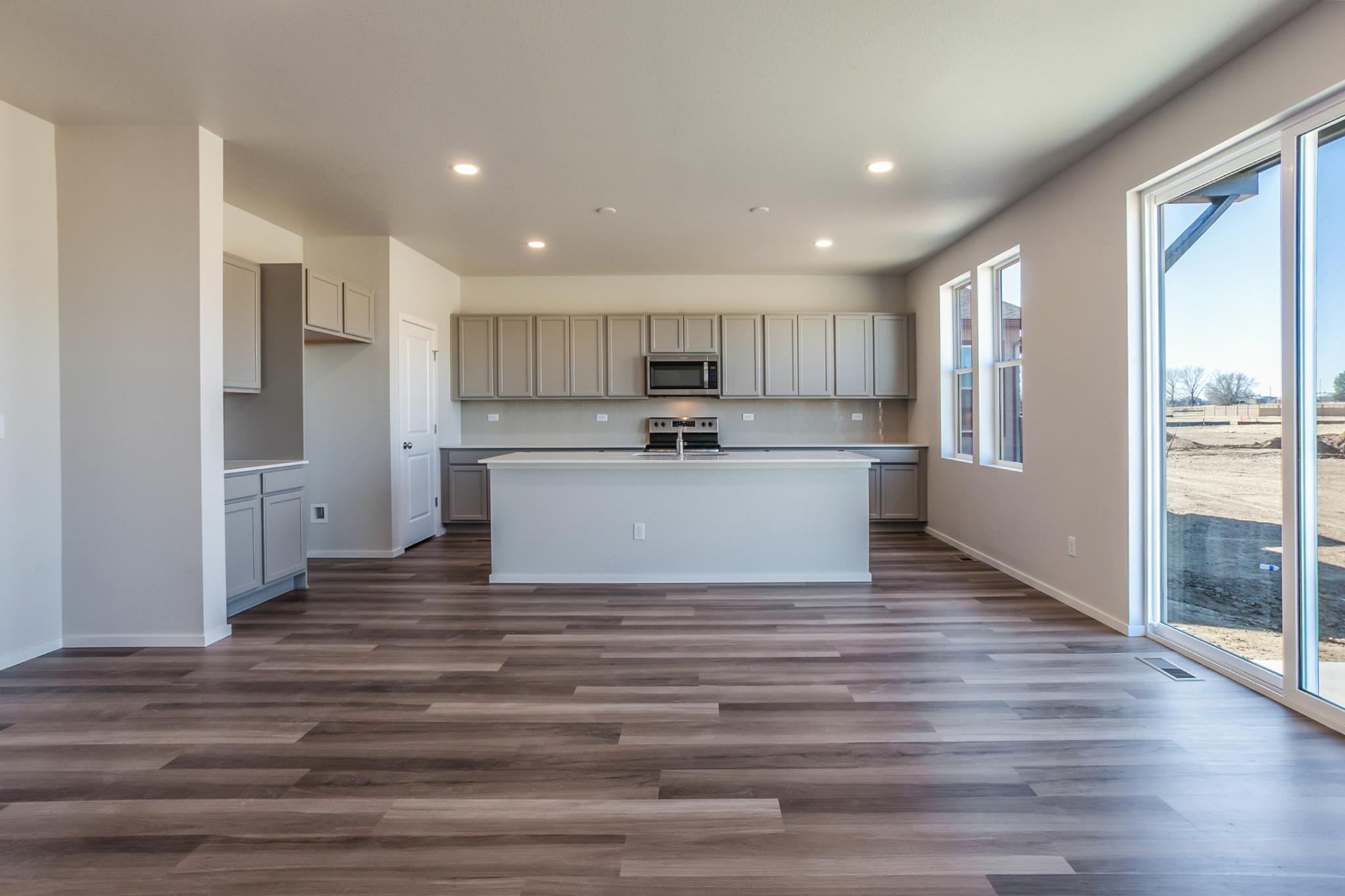 Kitchen featured in the Fitzgerald By Hartford Homes in Fort Collins-Loveland, CO