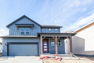 The Fitzgerald - Hartford Homes at Northridge Trails Single Family: Greeley, Colorado - Hartford Homes