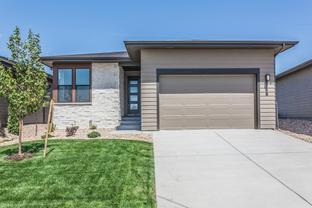 Pingree - Hartford Homes at The Retreat at WildWing: Timnath, Colorado - Hartford Homes