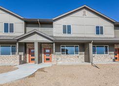 The Ouray at Mosaic - Hartford Homes at Mosaic Townhomes: Fort Collins, Colorado - Hartford Homes
