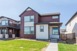 Madame Curie - Hartford Homes at Trailside Single-Family: Timnath, Colorado - Hartford Homes