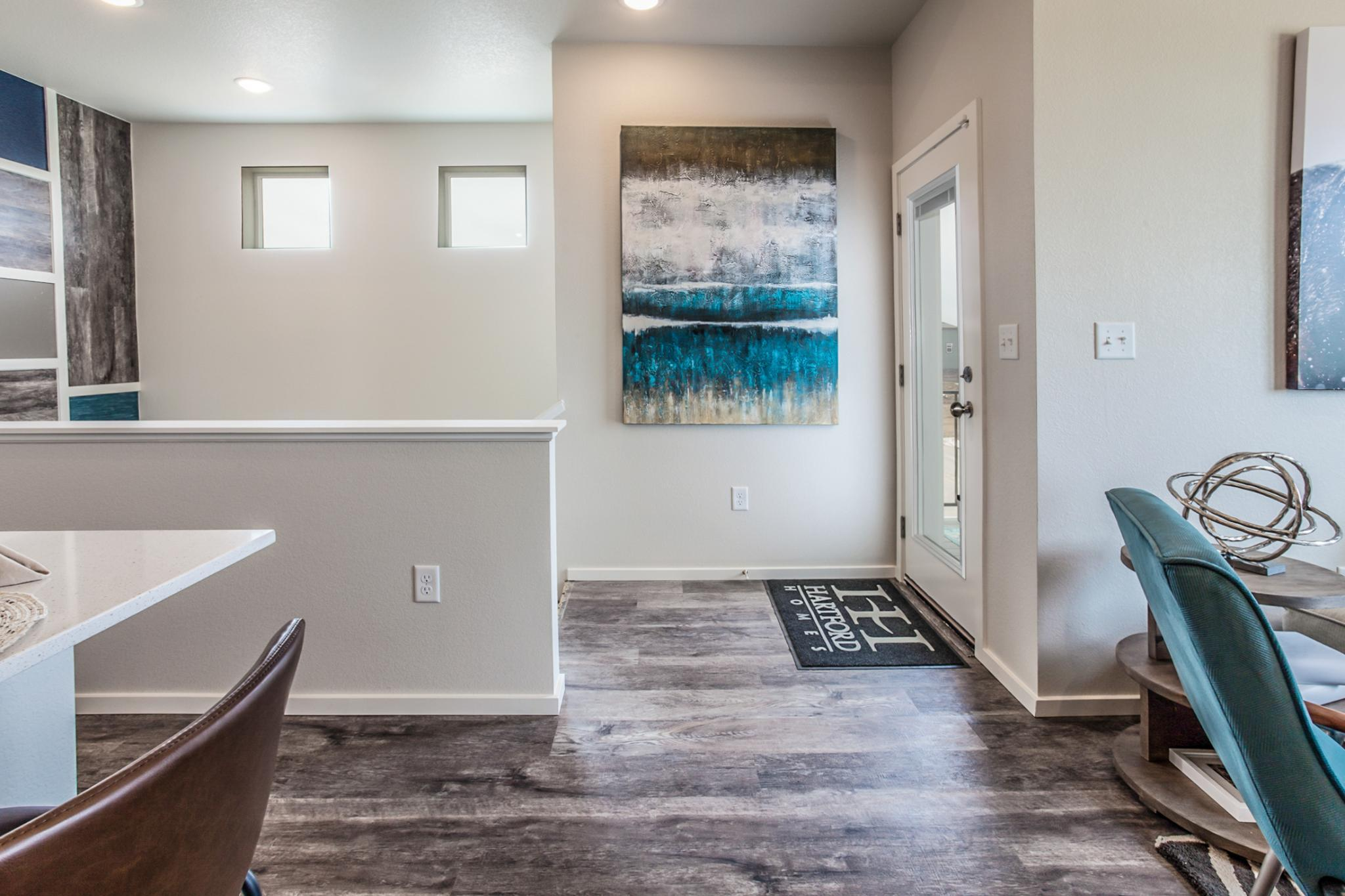 Living Area featured in the Ford By Hartford Homes in Greeley, CO
