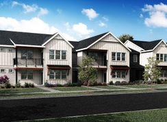 The Vanderbilt - Hartford Homes at Mosaic Condos: Fort Collins, Colorado - Hartford Homes