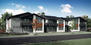 The Morgan - Hartford Homes at Mosaic Condos: Fort Collins, Colorado - Hartford Homes
