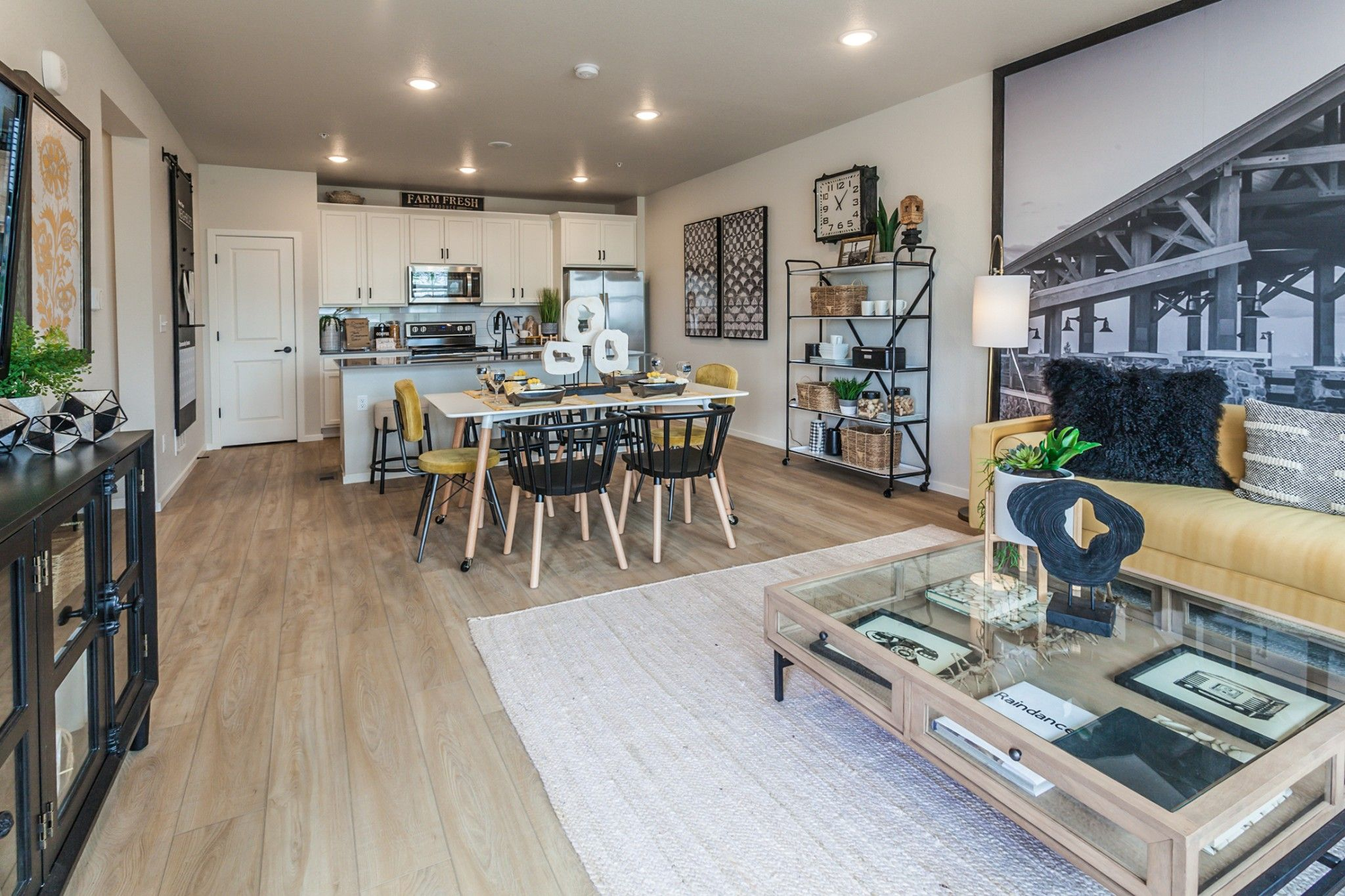 Living Area featured in The Morgan By Hartford Homes in Fort Collins-Loveland, CO