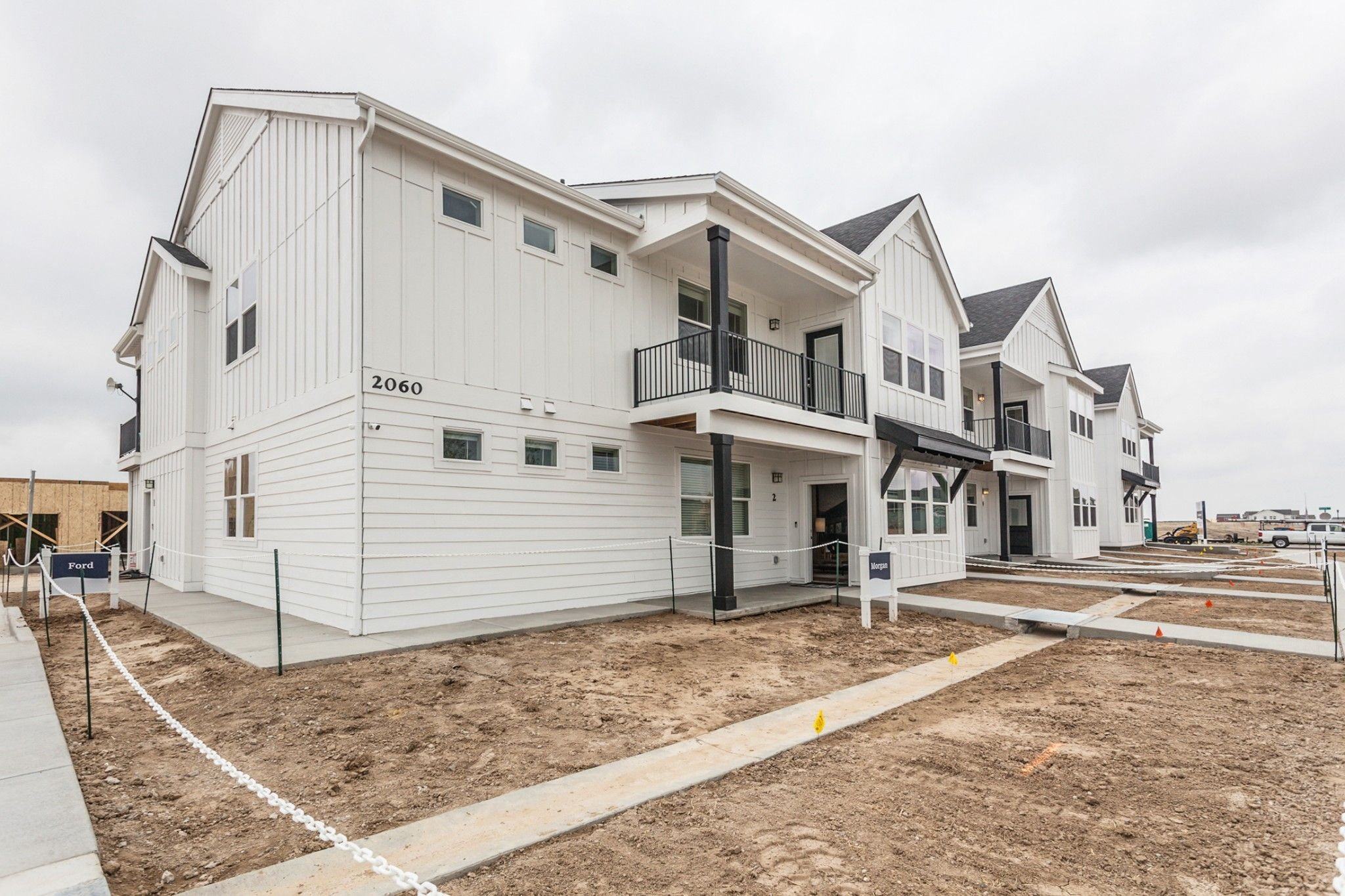 Exterior featured in The Morgan By Hartford Homes in Fort Collins-Loveland, CO