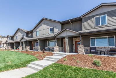 Hartford Homes at Northridge Trails Townhomes