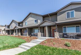 The Ouray - Hartford Homes at Northridge Trails Townhomes: Greeley, Colorado - Hartford Homes
