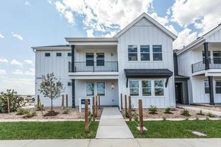 Ford - Hartford Homes at Raindance - Condos: Windsor, Colorado - Hartford Homes