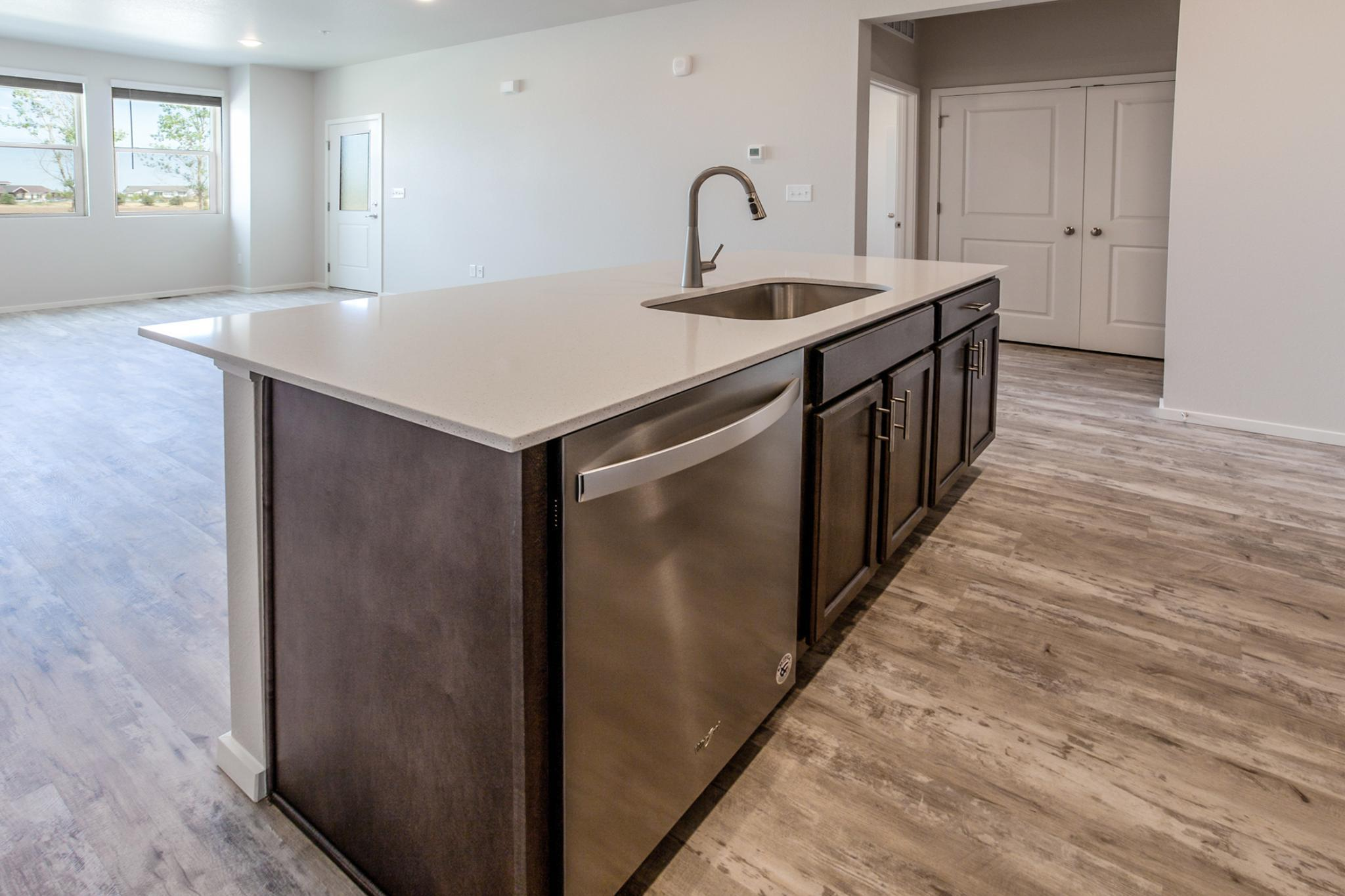 Kitchen featured in the Carnegie By Hartford Homes in Greeley, CO