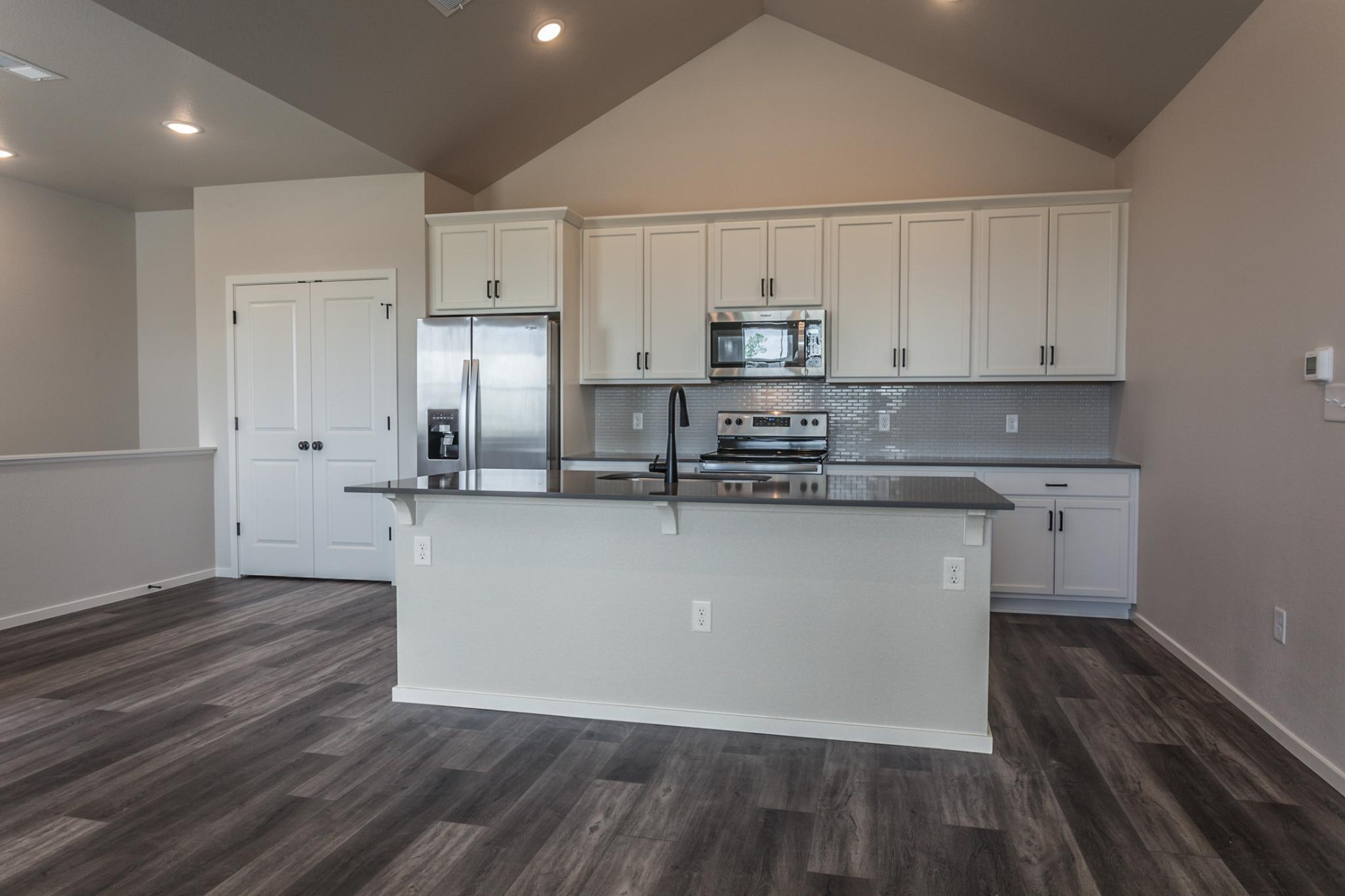 Kitchen featured in The Rockefeller By Hartford Homes in Fort Collins-Loveland, CO