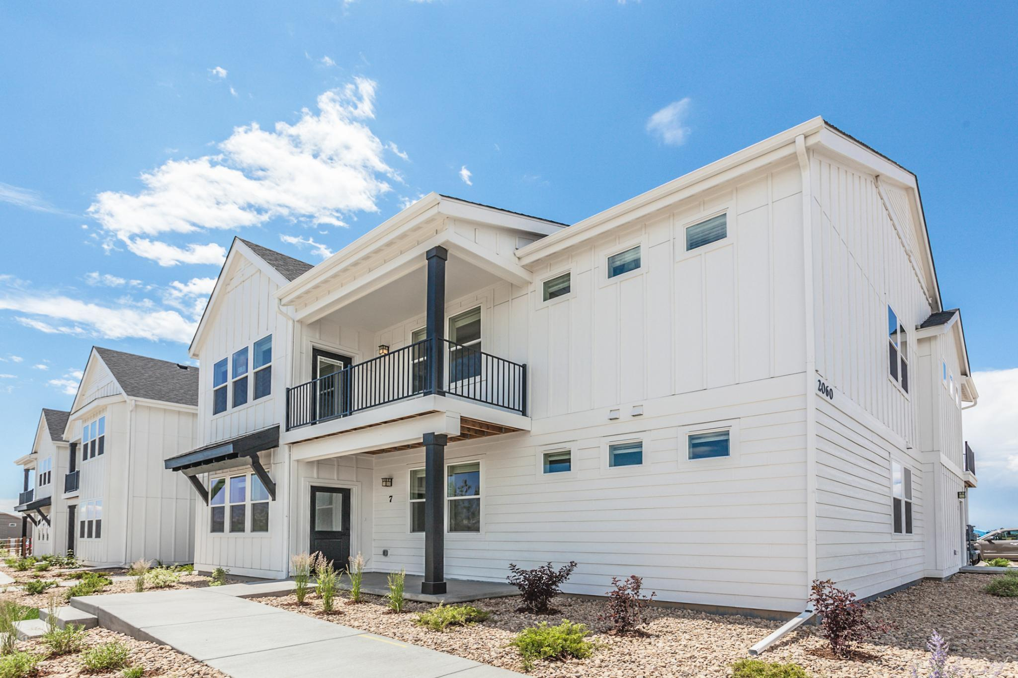Exterior featured in the Rockefeller By Hartford Homes in Greeley, CO