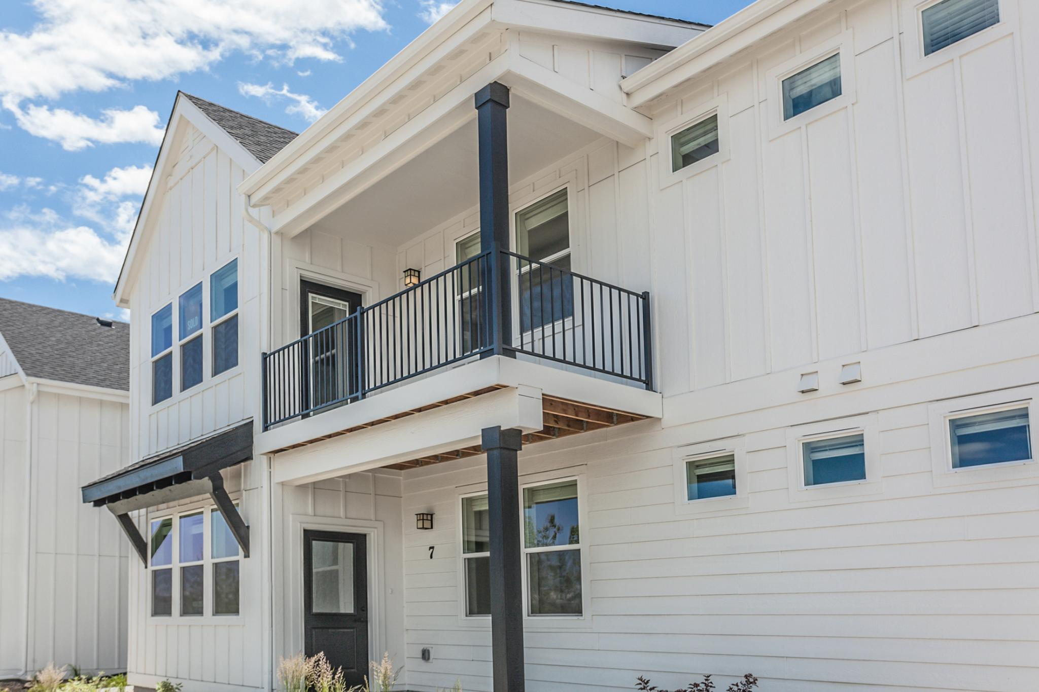 Exterior featured in The Rockefeller By Hartford Homes in Fort Collins-Loveland, CO