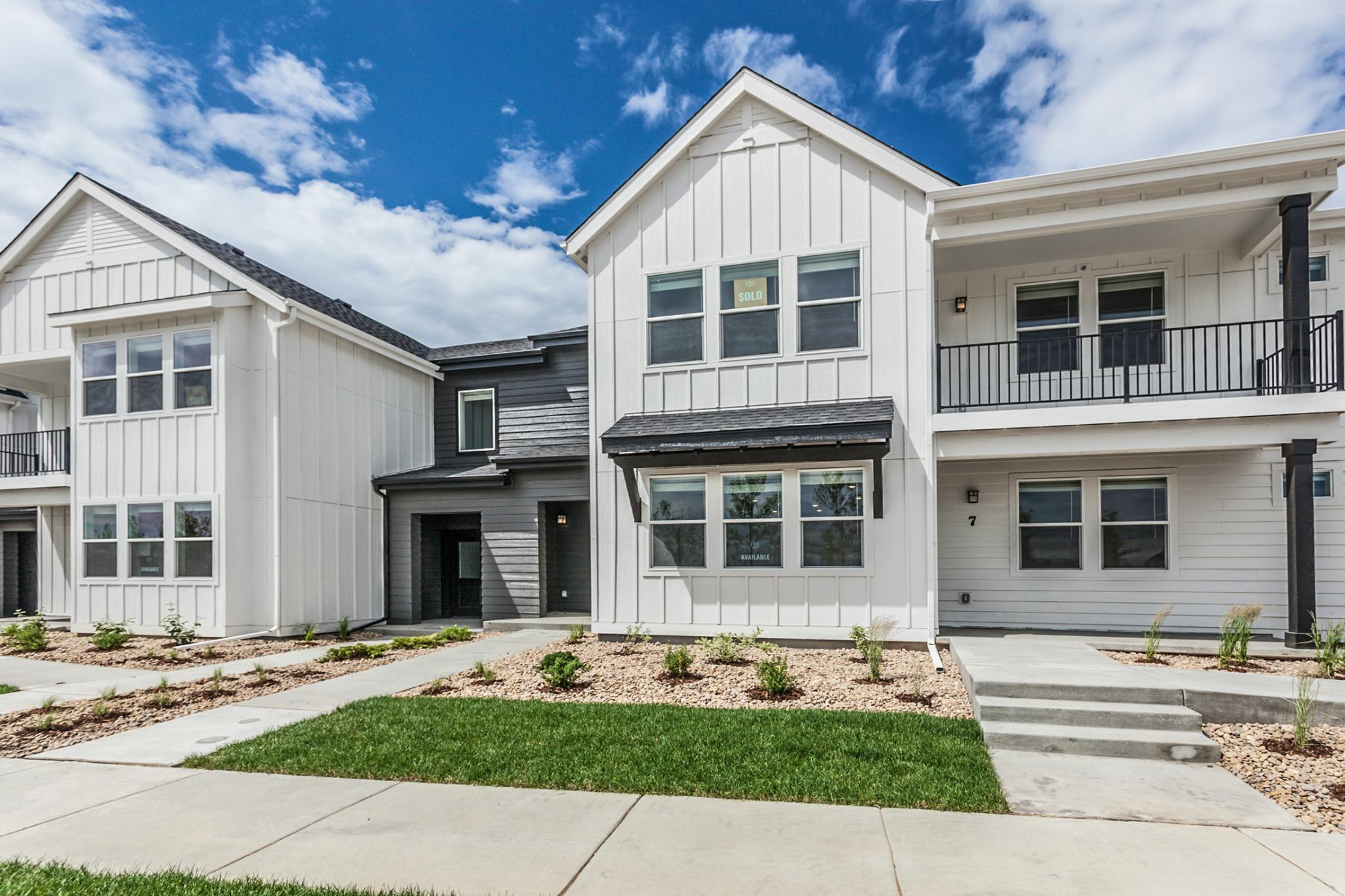 Exterior featured in The Vanderbilt By Hartford Homes in Fort Collins-Loveland, CO