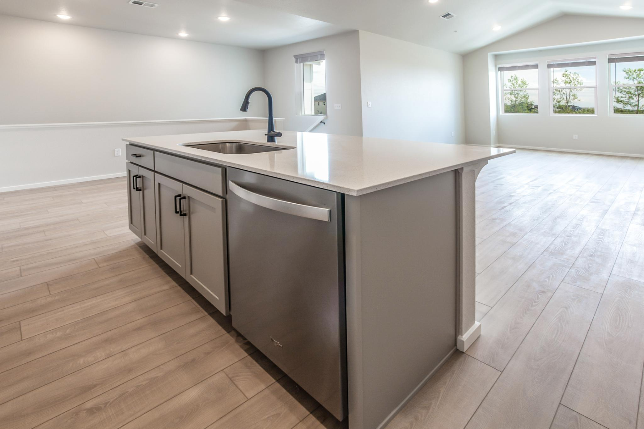 Kitchen featured in the Vanderbilt By Hartford Homes in Greeley, CO