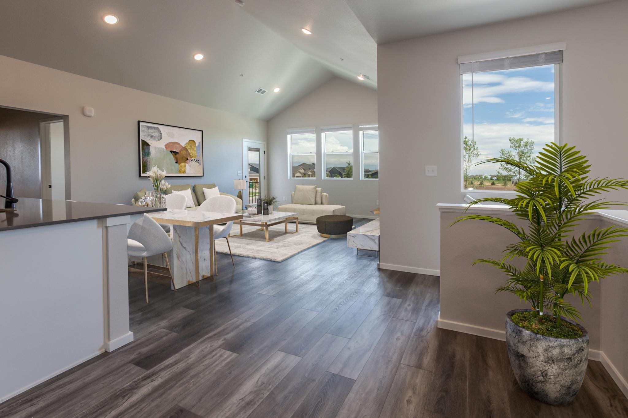 Living Area featured in The Rockefeller By Hartford Homes in Fort Collins-Loveland, CO