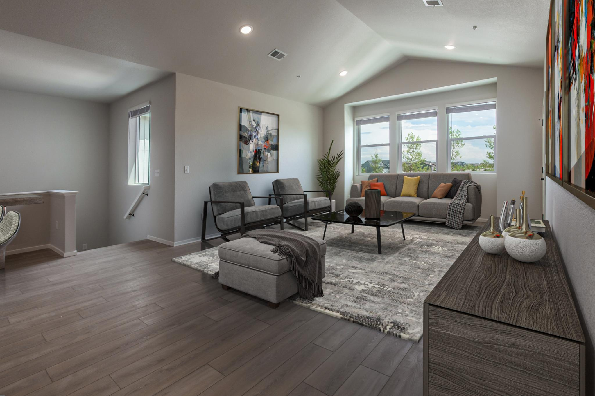 Living Area featured in The Vanderbilt By Hartford Homes in Fort Collins-Loveland, CO