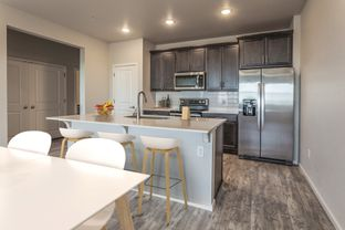 The Carnegie - Hartford Homes at Mosaic Condos: Fort Collins, Colorado - Hartford Homes
