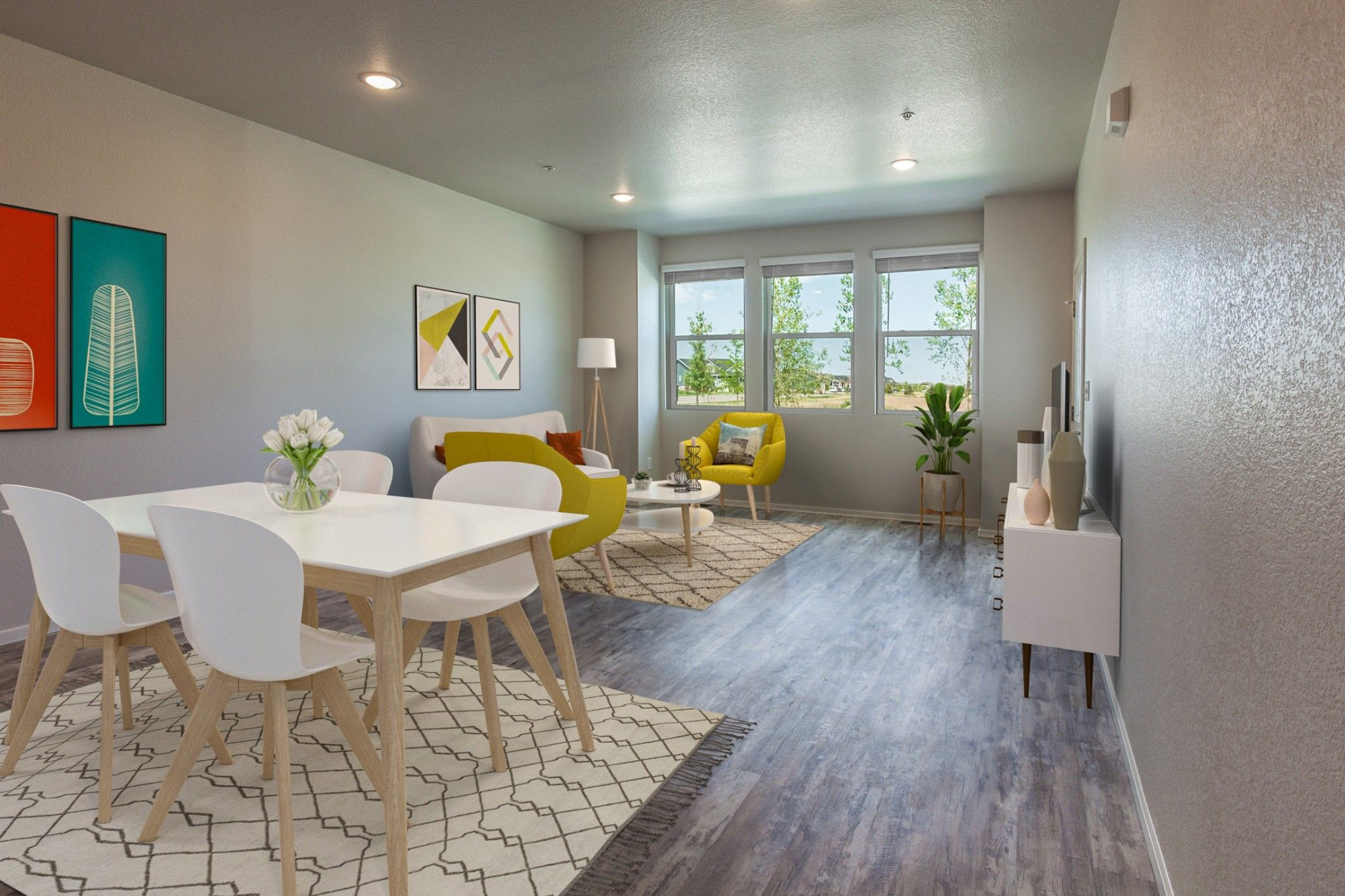 Living Area featured in The Carnegie By Hartford Homes in Fort Collins-Loveland, CO