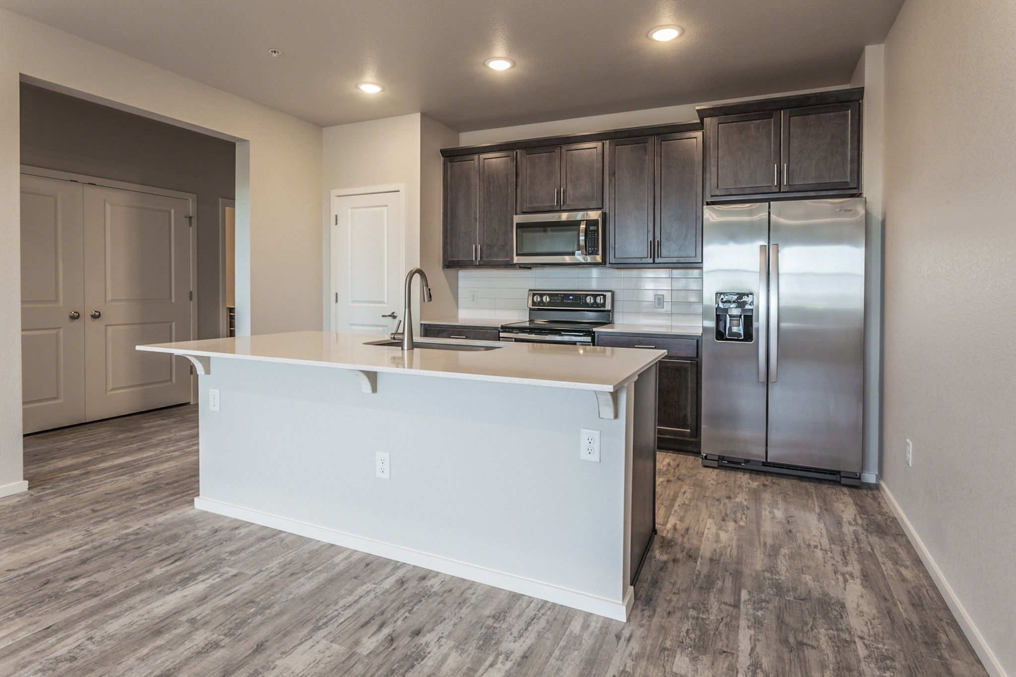 Kitchen featured in The Carnegie By Hartford Homes in Fort Collins-Loveland, CO