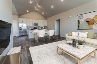 The Rockefeller - Hartford Homes at Mosaic Condos: Fort Collins, Colorado - Hartford Homes