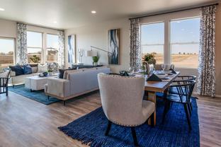 The Christie - Hartford Homes at Northridge Trails Single Family: Greeley, Colorado - Hartford Homes