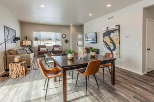 The Durango at Mosaic - Hartford Homes at Mosaic Townhomes: Fort Collins, Colorado - Hartford Homes
