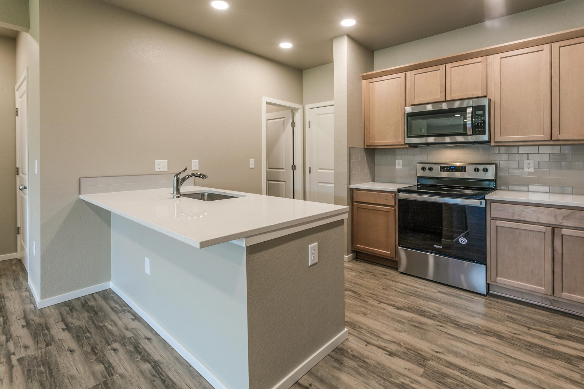 Kitchen featured in the Ouray By Hartford Homes in Fort Collins-Loveland, CO