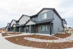 The Durango at Mosaic - Hartford Homes at Mosaic - Townhomes: Fort Collins, Colorado - Hartford Homes