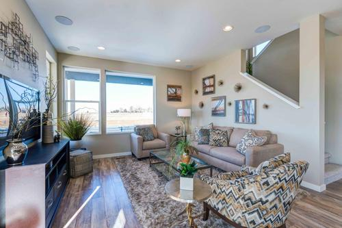 Greatroom-in-Edison-at-Mosaic Single-Family-in-Fort Collins