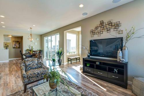 Greatroom-and-Dining-in-Edison-at-Mosaic Single-Family-in-Fort Collins