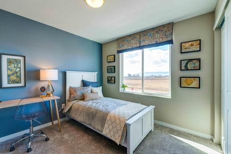 Bedroom-in-Edison-at-Mosaic Single-Family-in-Fort Collins