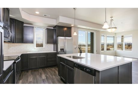 Kitchen-in-Akin-at-Mosaic Townhomes-in-Fort Collins