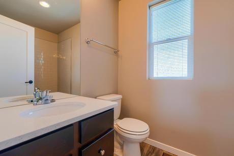 Bathroom-in-Franklin-at-Mosaic Single-Family-in-Fort Collins