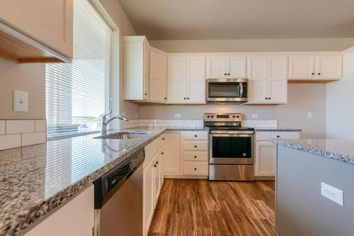 Kitchen-in-Galileo-at-Mosaic Single-Family-in-Fort Collins