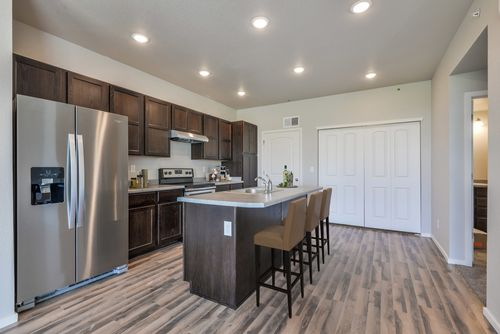 Kitchen-in-1 Bed/1 Bath-at-The Condos at Enchantment Ridge-in-Loveland