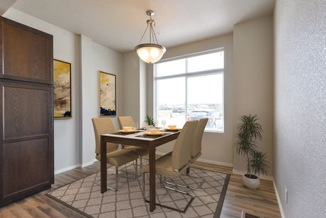 Dining-in-2 Bed/1 Bath-at-The Condos at Enchantment Ridge-in-Loveland